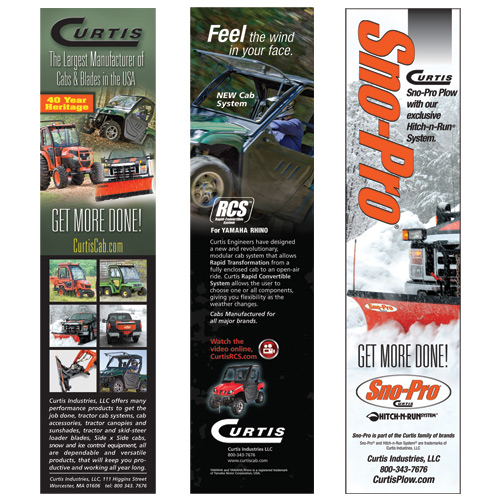 Curtis 3rd Page Ads