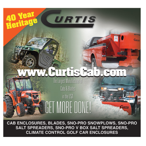 Curtis Farm and Livestock Ad