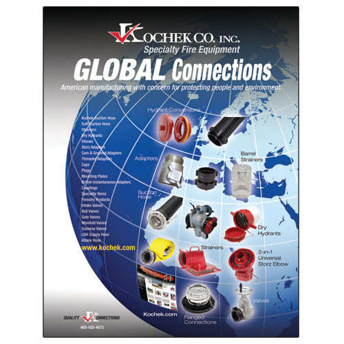 Kochek Global Connections Ad
