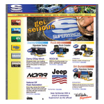 Superwinch Home Page
